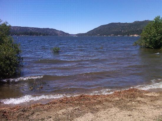 best camping california big bear lake