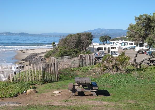 best camping california carpinteria