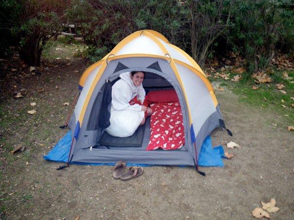 best camping california malibu
