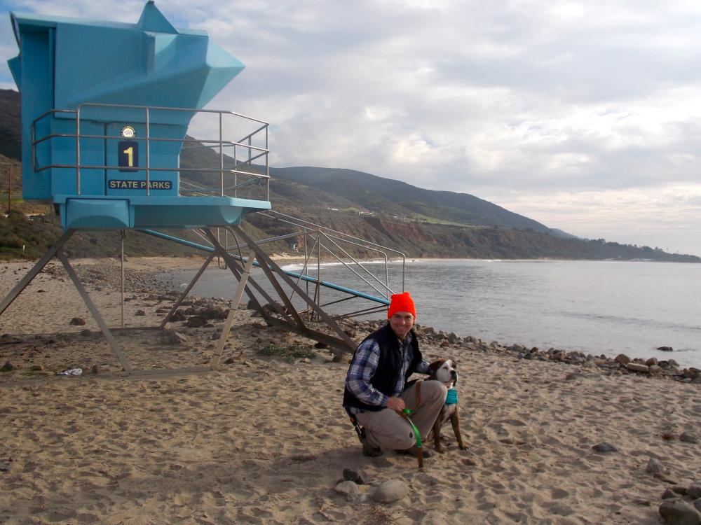 best camping california leo carillo campground
